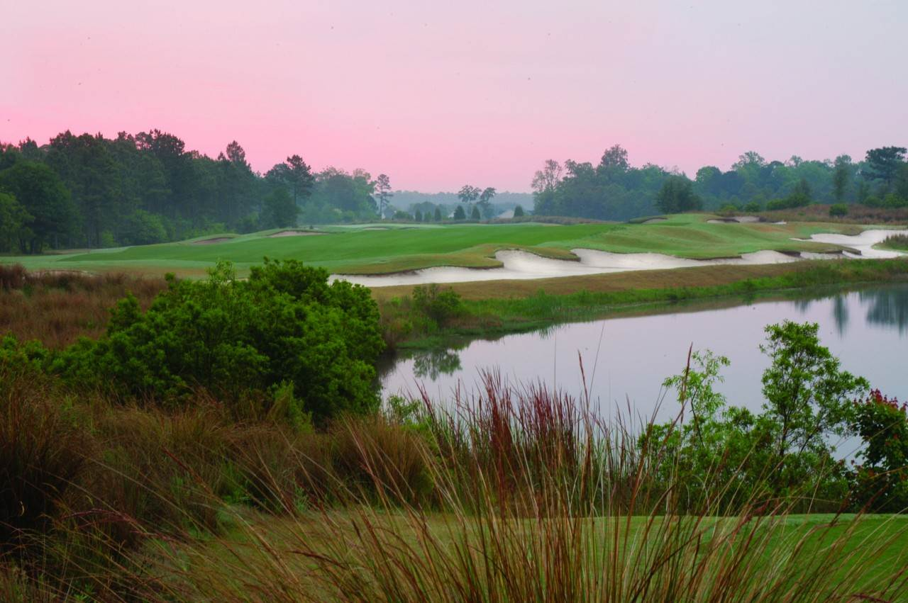 Fazio Course at Barefoot Resort